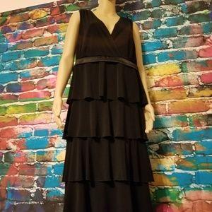 Beautiful ruffle layer tank dress